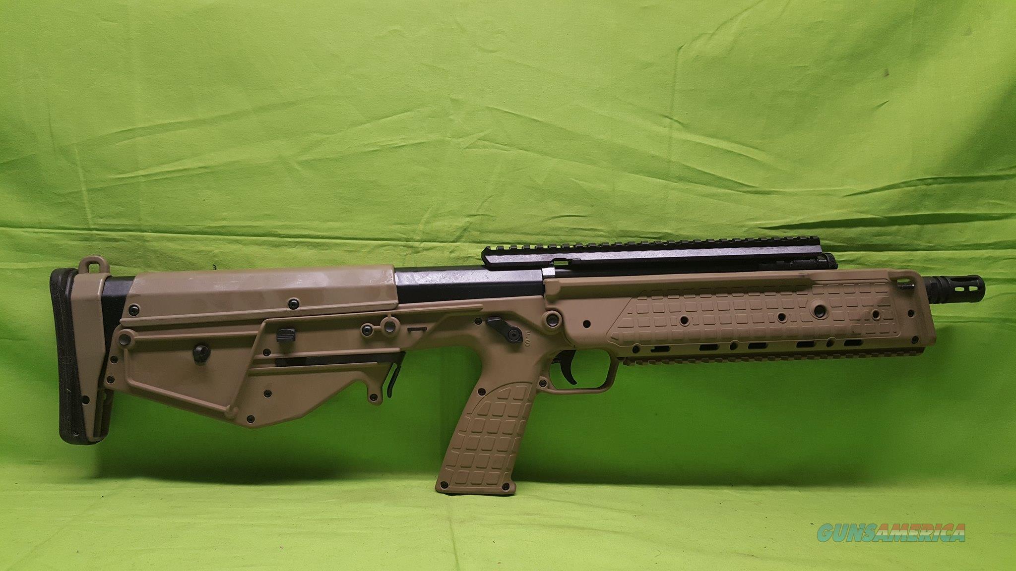 KEL TEC KELTEC RDB 5.56 556 223 BULL PUP FDE TAN  Guns > Rifles > Kel-Tec Rifles