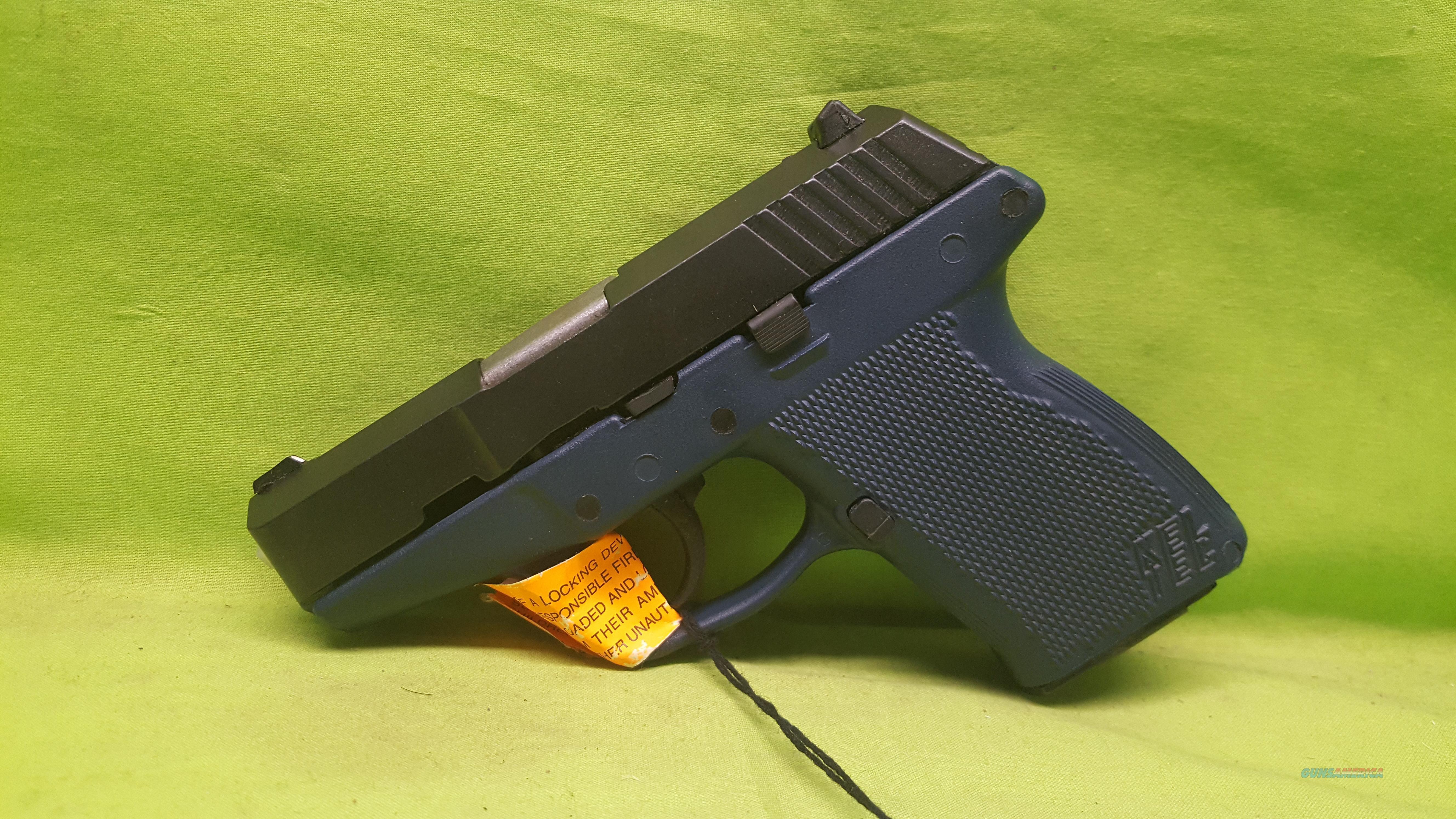 KEL-TEC P-11 P11 P 11 9MM BLACK / NAVY BLUE 10RD  Guns > Pistols > Kel-Tec Pistols > Pocket Pistol Type