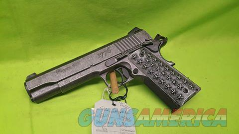SIG SAUER 1911 WE THE PEOPLE 45 ACP 1911T-45-WTP  Guns > Pistols > Sig - Sauer/Sigarms Pistols > 1911
