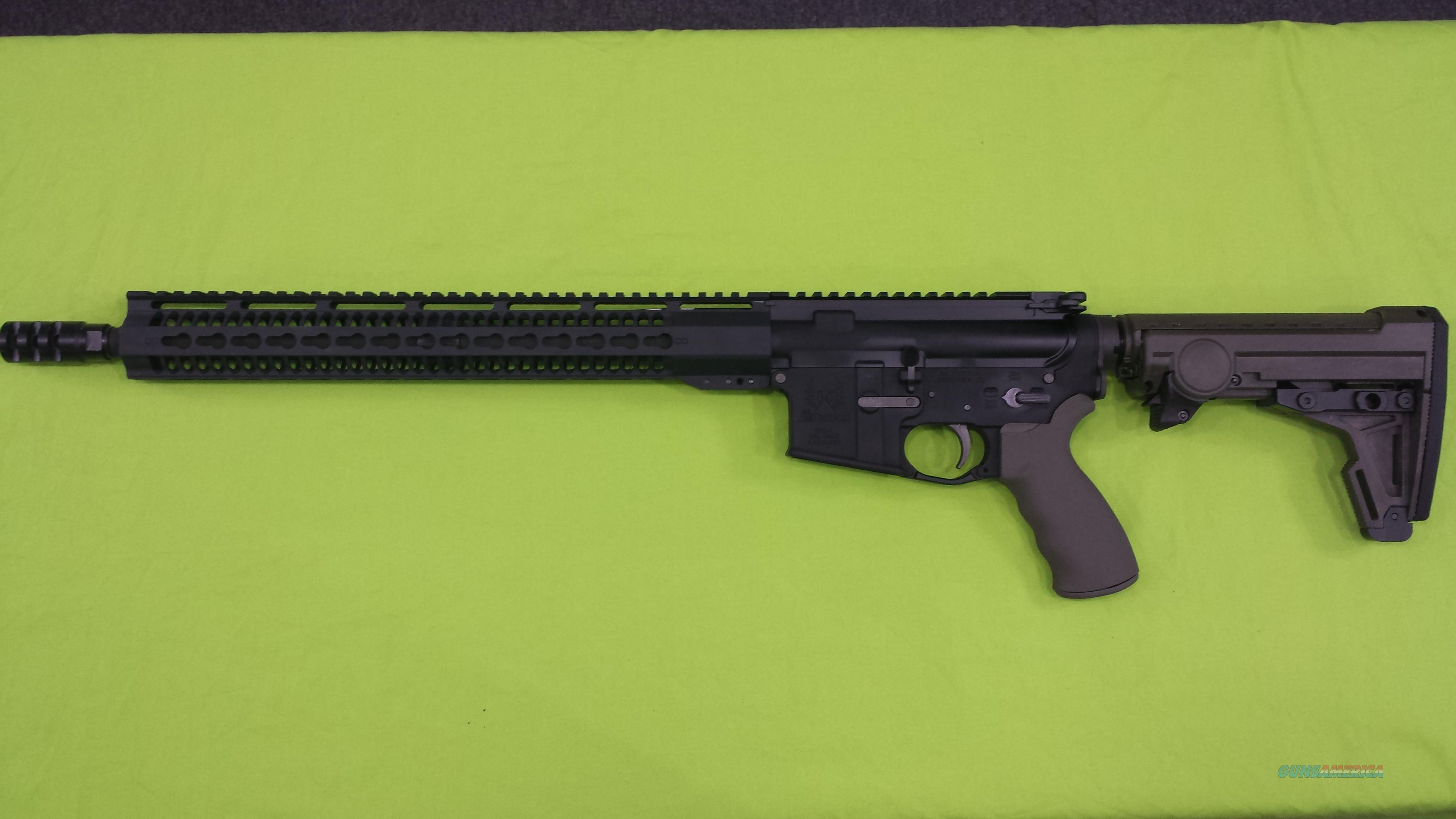 AA TACTICAL TAC-L 300BLK 300 AAC ERGO 8 POS OD GREEN ODG AR15   Guns > Rifles > AR-15 Rifles - Small Manufacturers > Complete Rifle