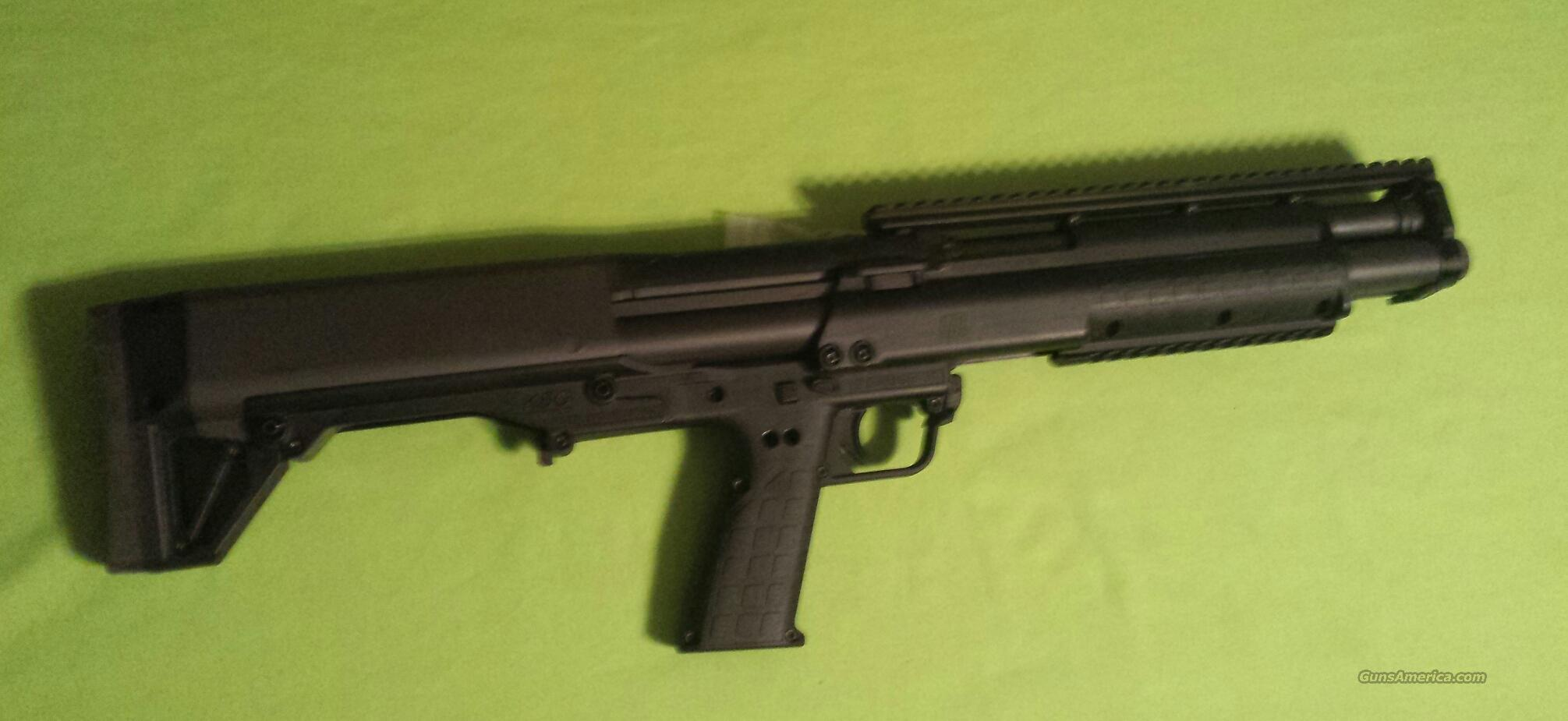 Kel Tec KELTEC KSG Shotgun Factory New 14RDS BLACK  Guns > Shotguns > Kel-Tec Shotguns > KSG