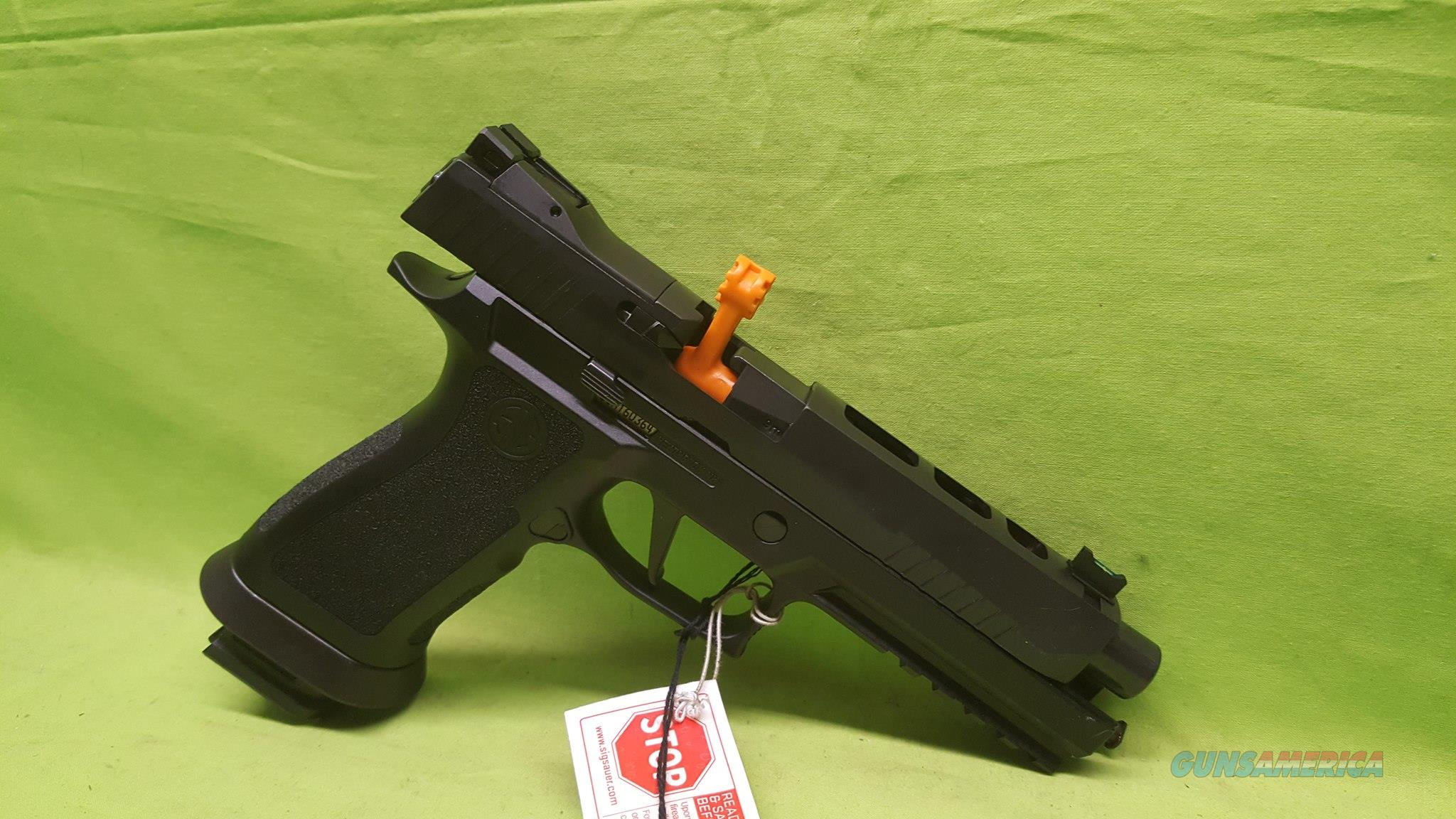 "SIG P 320 P320 X FIVE X5 X-FIVE 9MM 9 MM 5"" 4-21RD  Guns > Pistols > Sig - Sauer/Sigarms Pistols > Other"