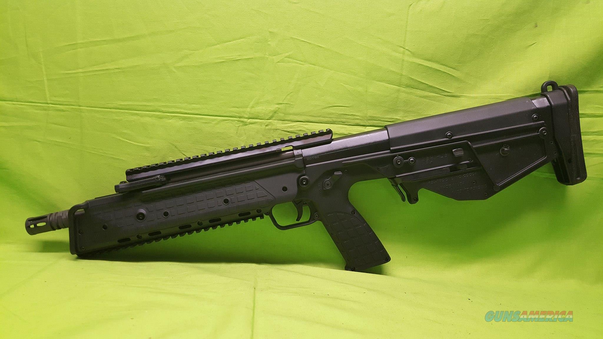 KEL TEC KELTEC RDB 5.56 556 223 BULL PUP BLACK 20RD  Guns > Rifles > Kel-Tec Rifles