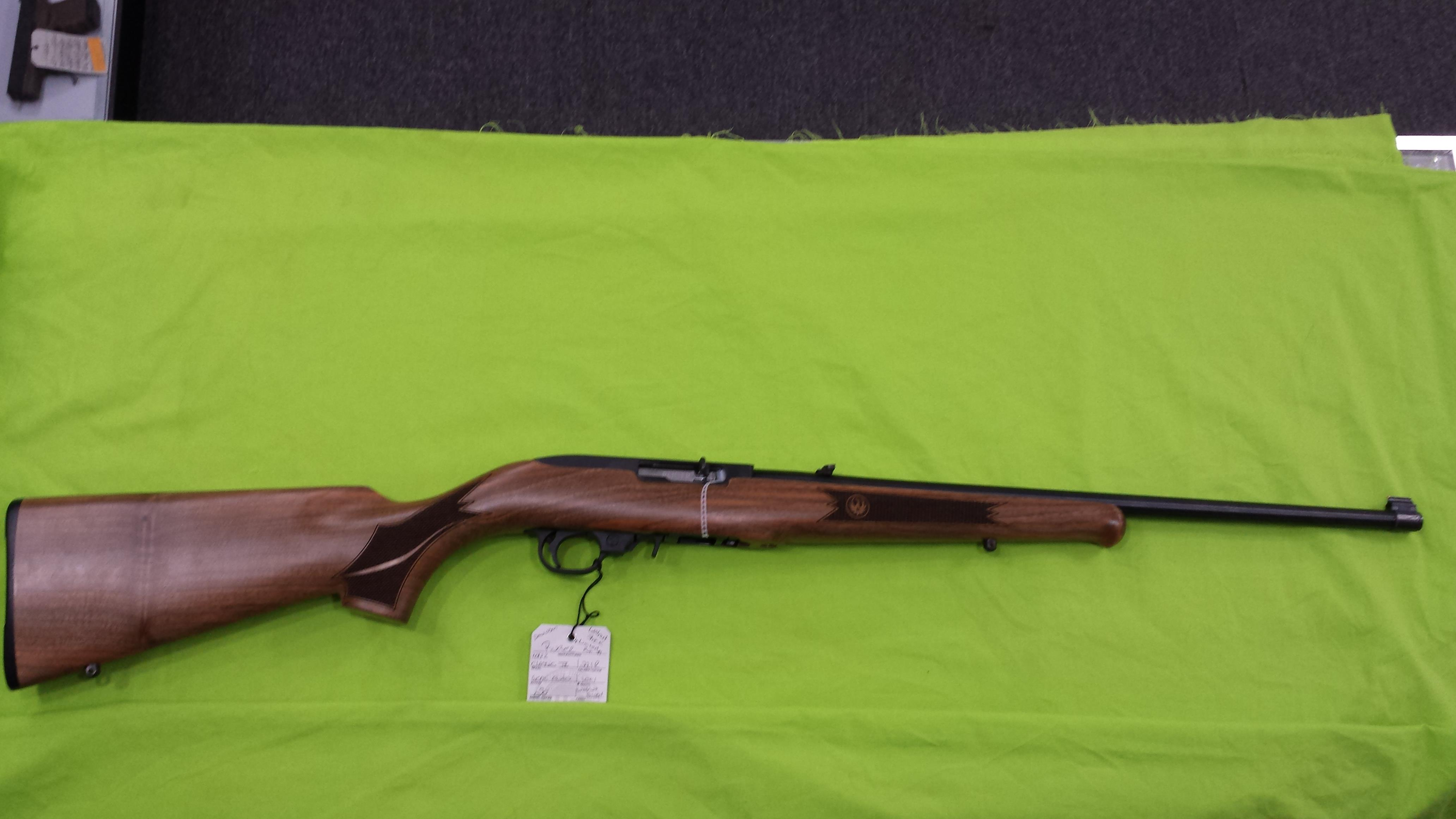 Ruger 10 22 Classic Iii 22lr 22 Walnut 1221 Lim For Sale