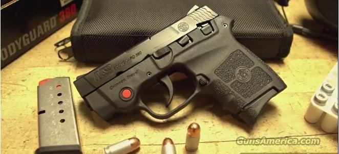 S&W M&P BODYGUARD 380ACP 380 CRIMSON TRACE LASER NEW RELEASED  Guns > Pistols > Smith & Wesson Pistols - Autos > Polymer Frame