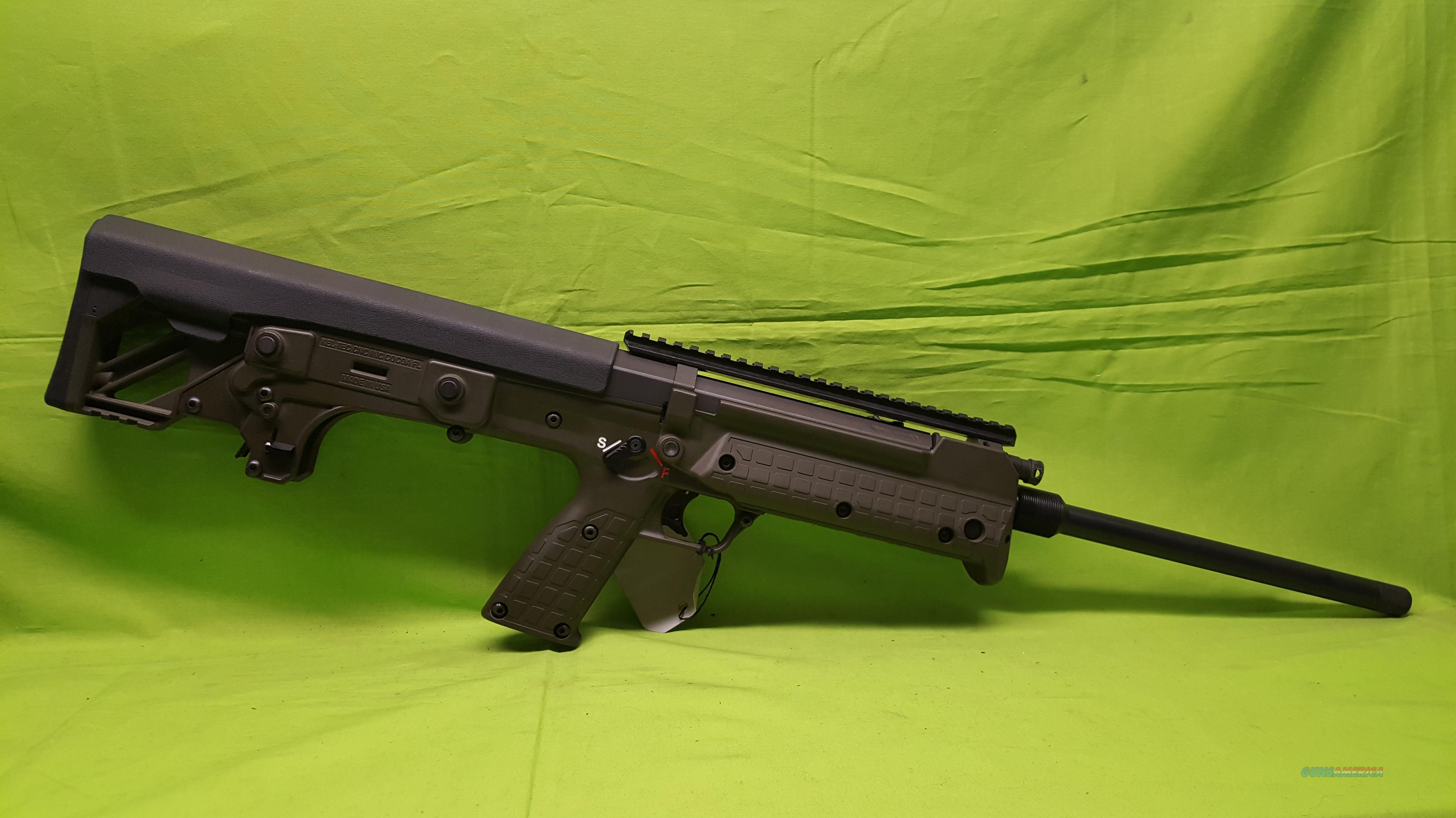 "KELTEC KEL TEC RFB 7.62 308 24"" ODG 20RD HUNTER  Guns > Rifles > Kel-Tec Rifles"