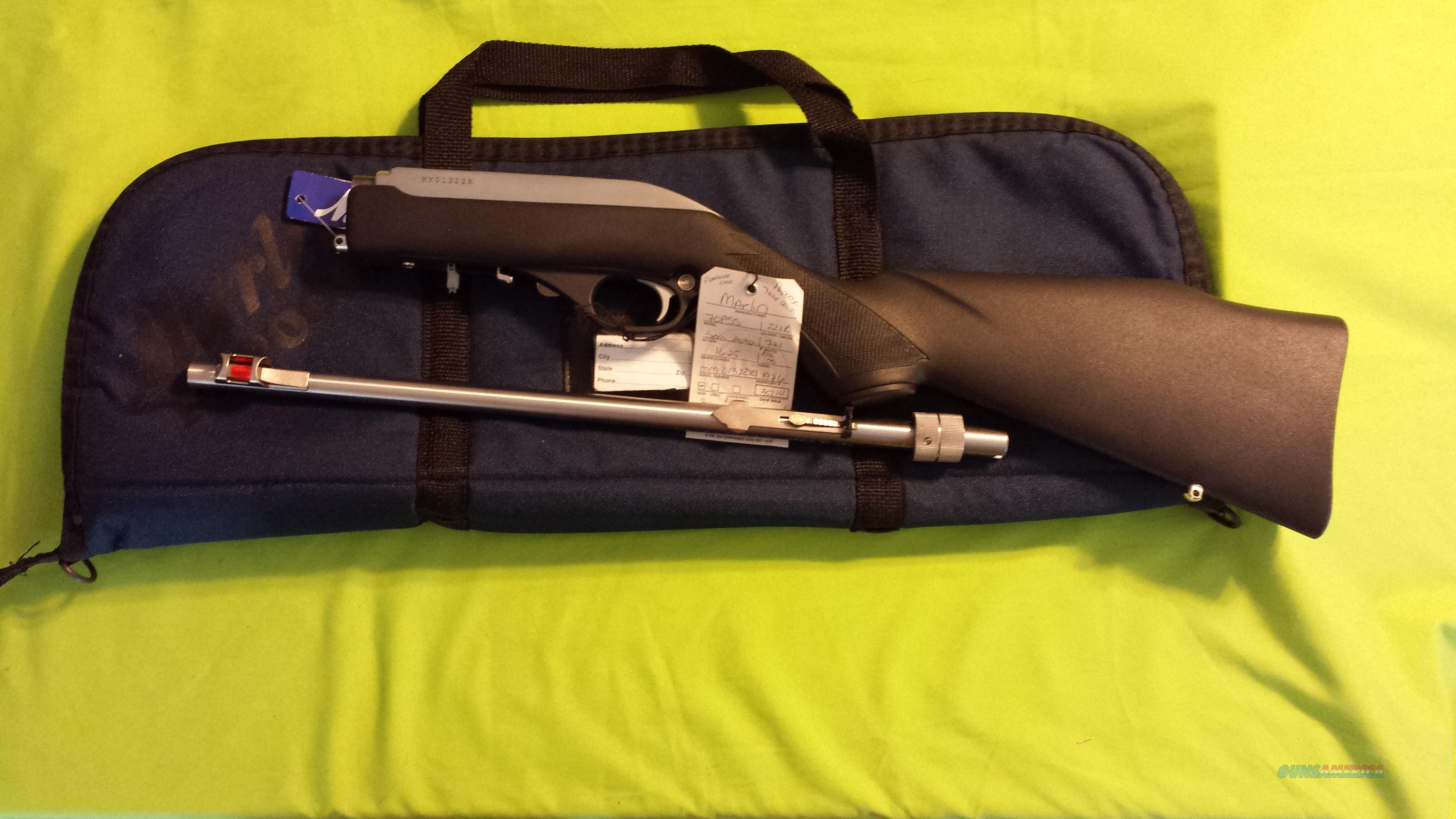 Marlin 70 70pss Papoose 22lr 22 Lr Take Down 70 For Sale