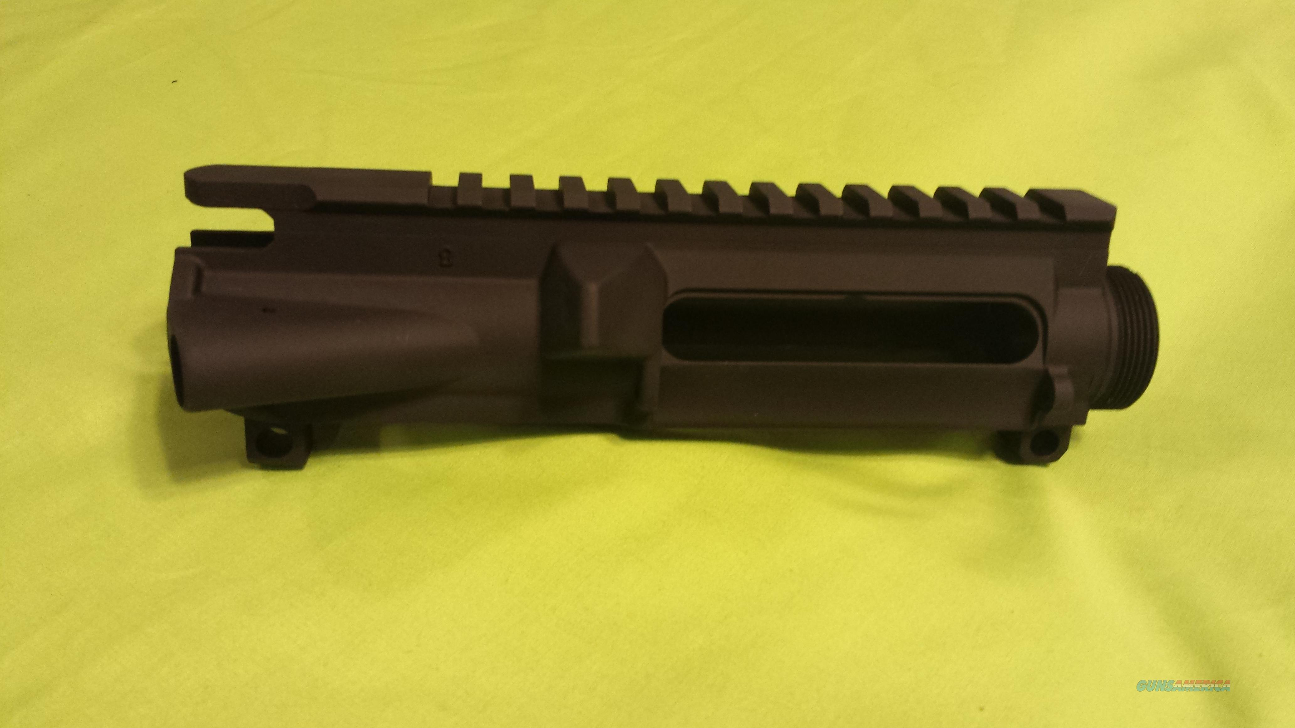 AA TACTICAL STRIPPED UPPER BLACK ANODIZED MULTI  Non-Guns > Gun Parts > M16-AR15 > Upper Only