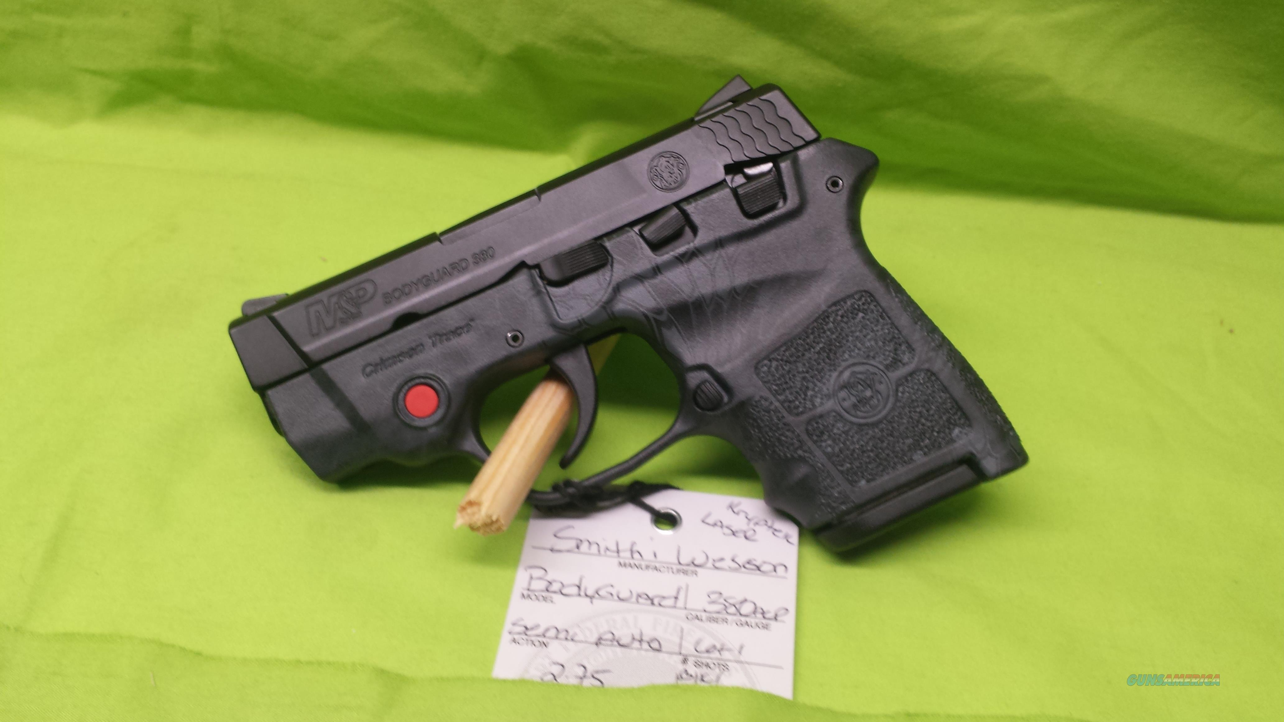 S&W M&P BODYGUARD 380ACP 380 KRYPTEK CRIMSON TRACE LASER NEW RELEASED  Guns > Pistols > Smith & Wesson Pistols - Autos > Polymer Frame