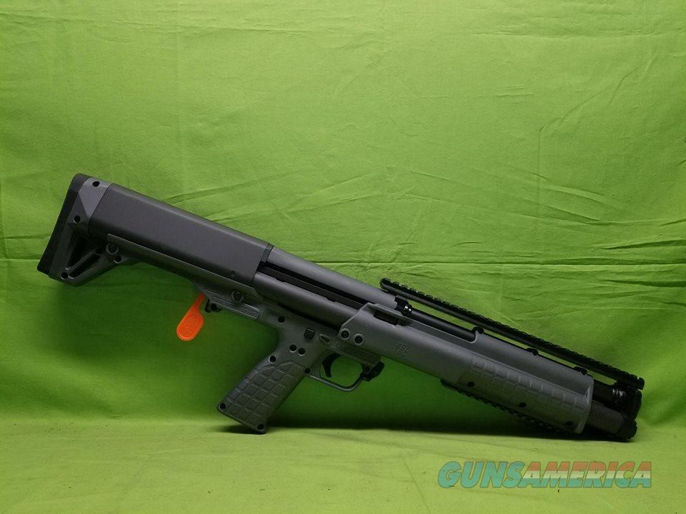 Kel Tec KELTEC KSG SHOTGUN 14 RDS GRAY GREY  Guns > Shotguns > Kel-Tec Shotguns > KSG