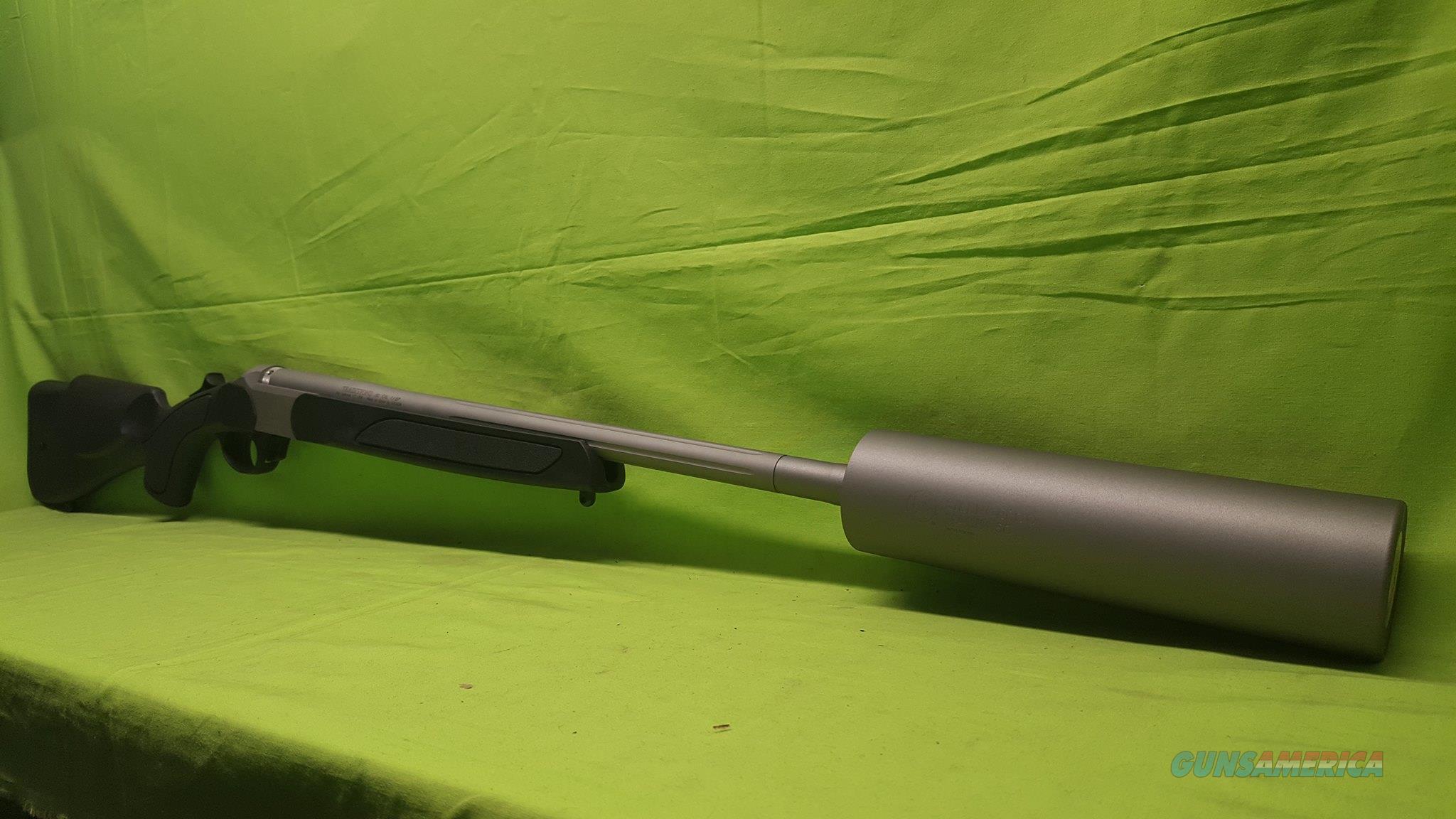 SILENCERCO MAXIM 50 CAL MUZZLELOADER NONNFA AC2421  Non-Guns > Black Powder Muzzleloading