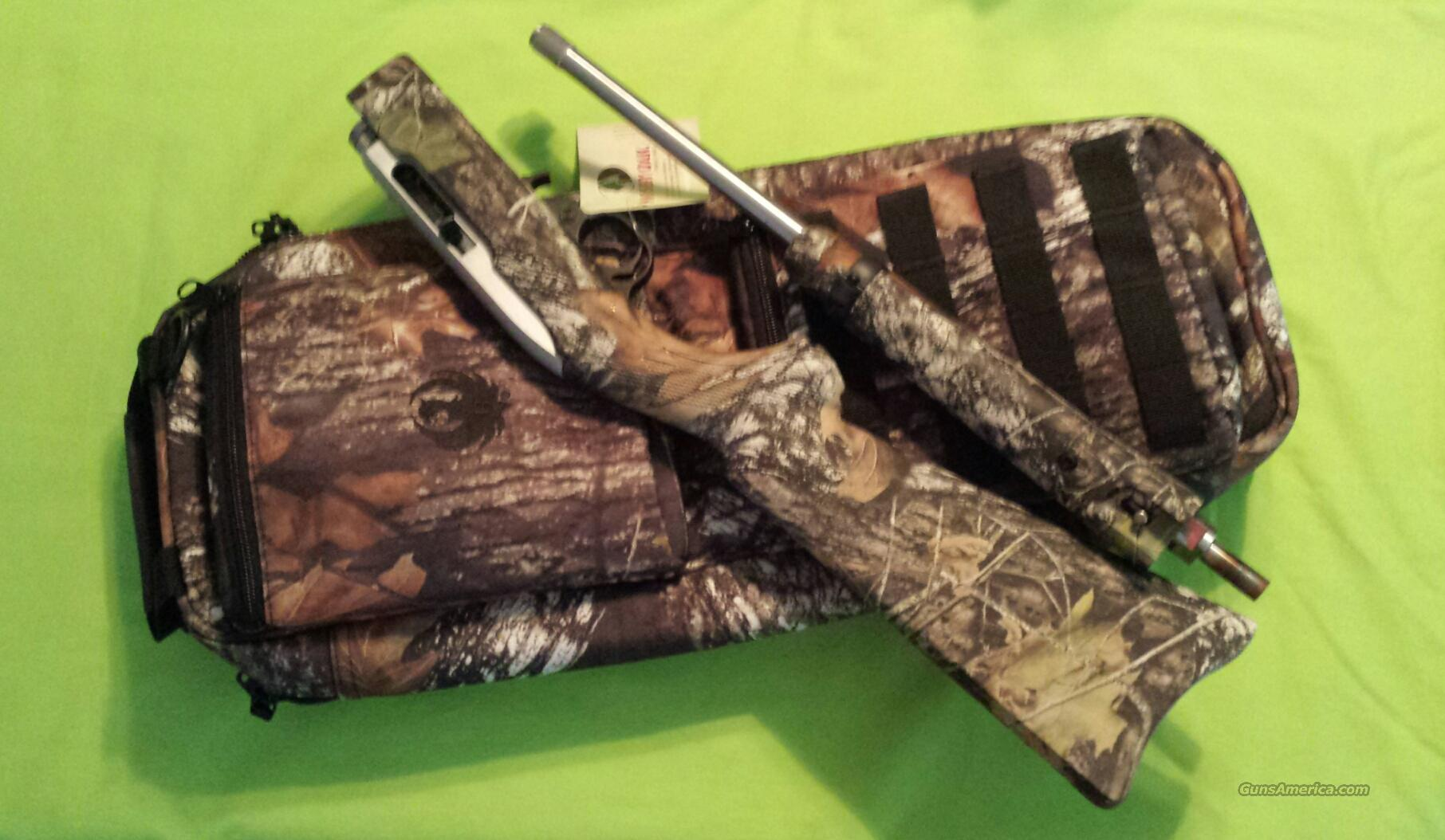NEW....RUGER 10/22 TAKE DOWN 22LR MOSSY OAK SS TALO 11119  Guns > Rifles > Ruger Rifles > 10-22