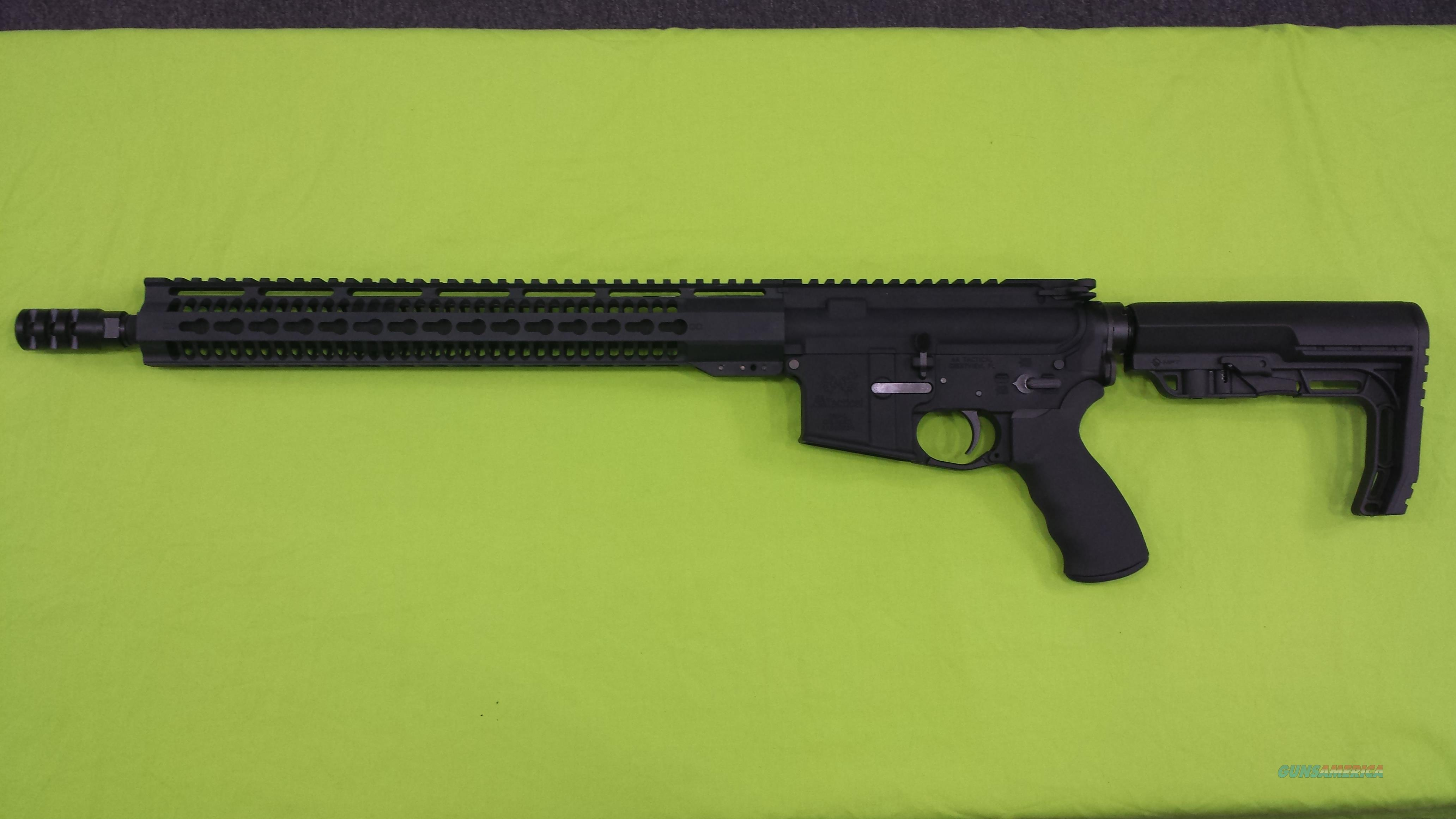 AA TACTICAL TAC-L 300BLK 300 AAC MFT MINIMALIST BLACK AR15  Guns > Rifles > AR-15 Rifles - Small Manufacturers > Complete Rifle
