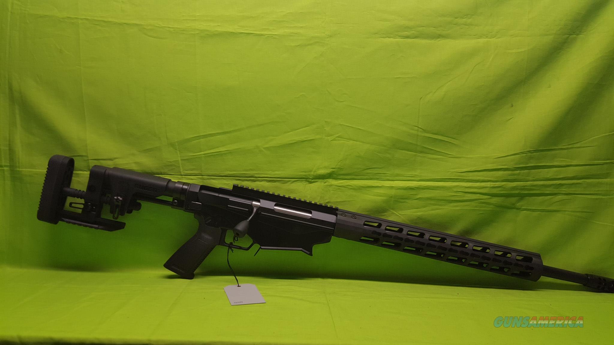 "RUGER PRECISION 308 20"" 10RD MUZZLE BREAK18004  Guns > Rifles > Ruger Rifles > SR Series"