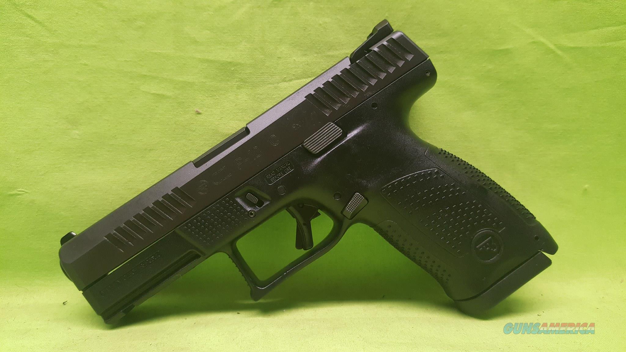 CZ P10 P 10 P-10 CMPCT 9MM 9 MM 15+1 91520  Guns > Pistols > CZ Pistols