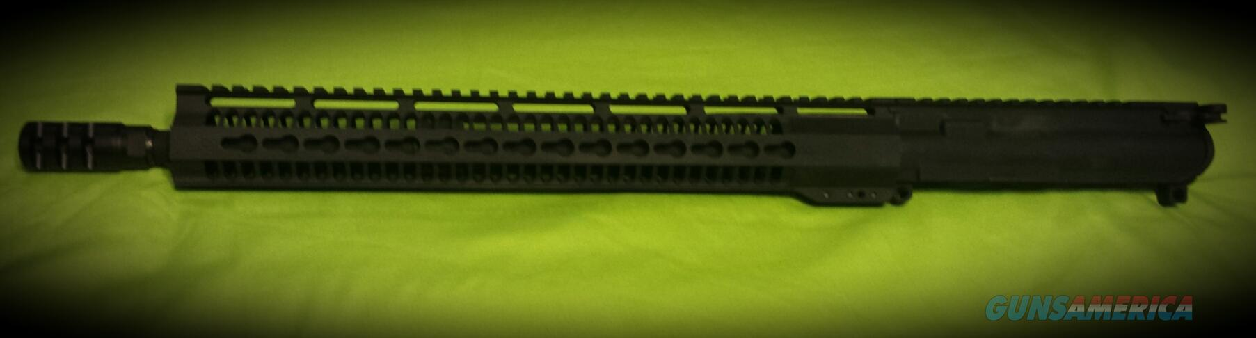 "AA TACTICAL COMPLETE UPPER 16"" 300 BLK FREE FLOAT 1:8  Non-Guns > Gun Parts > M16-AR15 > Upper Only"