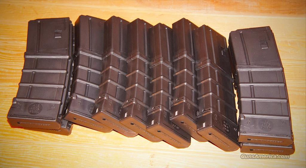 Lot of (10) 30RD AR 15/M16 MAGAZINES  Non-Guns > Magazines & Clips > Rifle Magazines > AR-15 Type