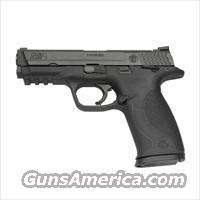 S&W M&P 9mm Full Size Thumb Safety No Mag Safety - NEW!  Guns > Pistols > Smith & Wesson Pistols - Autos > Polymer Frame