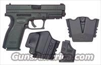 "Springfield XD 9mm 4"" Black XD9101HCSP06 - NEW!  Guns > Pistols > Springfield Armory Pistols > XD (eXtreme Duty)"