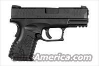 Springfield XDM 9mm Subcompact Blued - NEW!  Guns > Pistols > Springfield Armory Pistols > XD (eXtreme Duty)