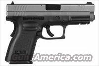 "Springfield XD 45 4"" Compact Bi-Tone XD9649 - NEW!  Springfield Armory Pistols > XD (eXtreme Duty)"