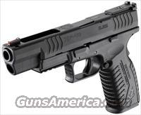 "Springfield XDM .40 5.25"" Competition - NEW!  Guns > Pistols > Springfield Armory Pistols > XD (eXtreme Duty)"