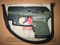 Ruger LCP Green CTC Laser - NEW!  Guns > Pistols > Ruger Semi-Auto Pistols > LCP