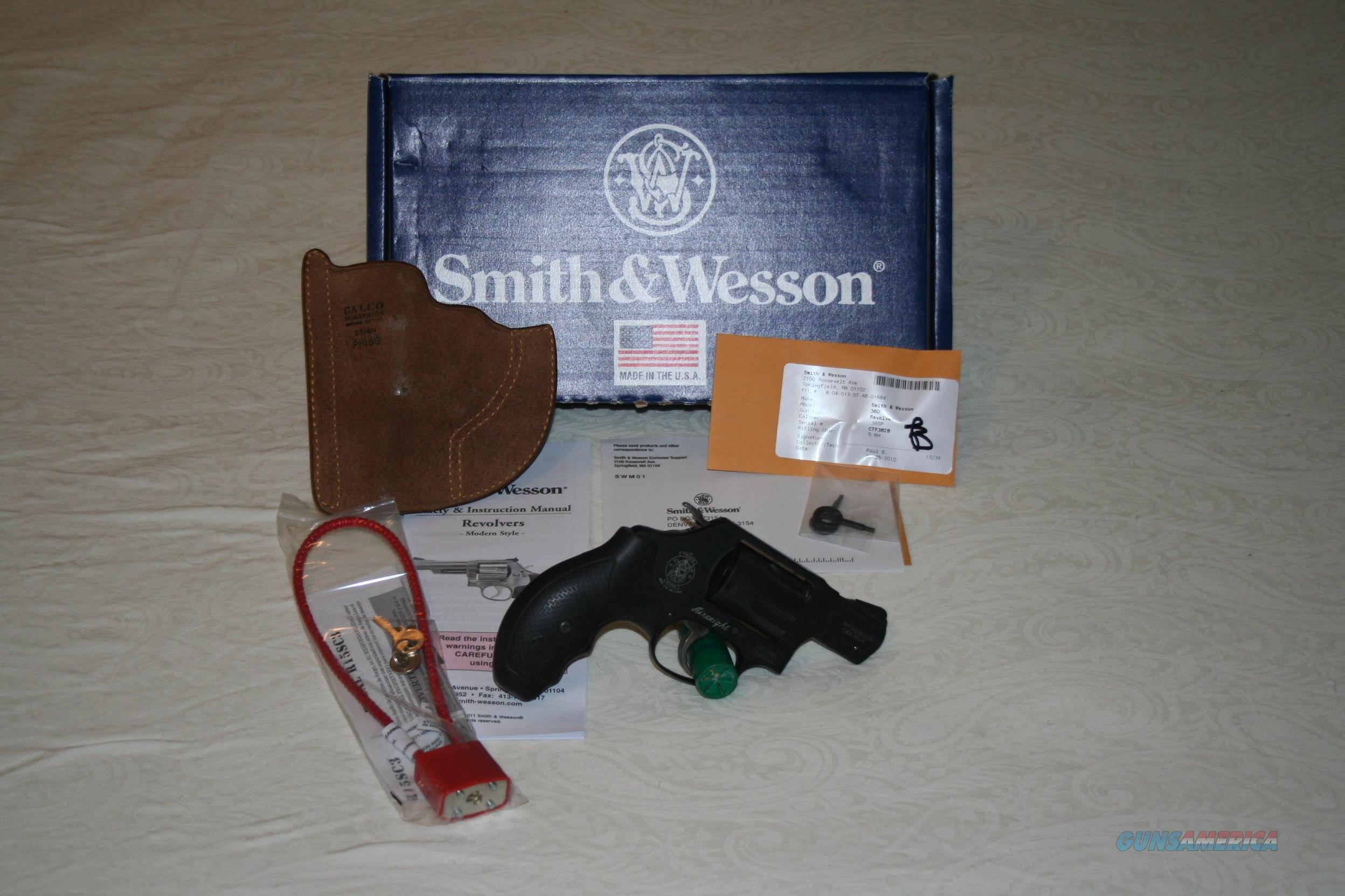 S&W Smith & Wesson .38 Special   Guns > Pistols > Smith & Wesson Revolvers > Pocket Pistols