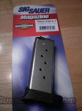 Sig Sauer® P938 Magazine Extended 9mm 7rd  Non-Guns > Magazines & Clips > Pistol Magazines > Sig