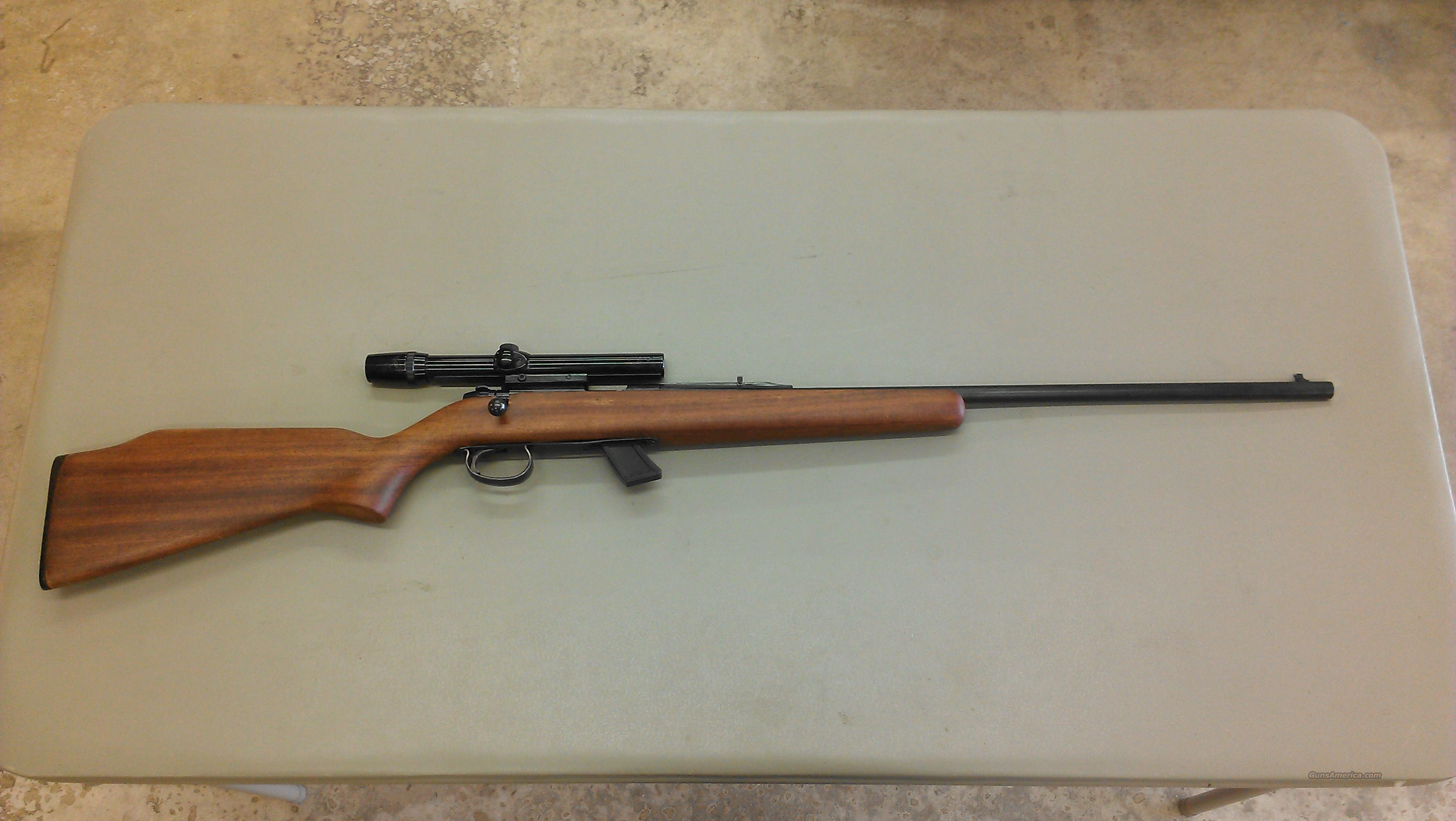 Remington Model 581 .22 S, L, LR  Guns > Rifles > Remington Rifles - Modern > .22 Rimfire Models