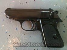 Walther PPK Pistol  Guns > Pistols > Walther Pistols > Post WWII > PPK Series