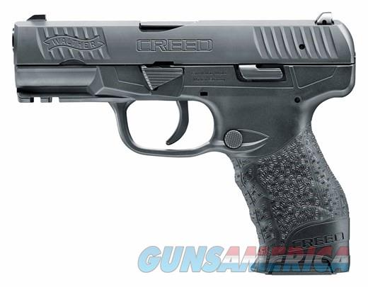 WALTHER CREED, 9MM,  NO RESERVE,  FREE LAYAWAY  Guns > Pistols > Walther Pistols > Post WWII > CCP