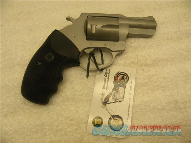 CHARTER ARMS PUG.357 MAG, 5 SHOT, STAINLESS,  FREE LAYAWAY  Guns > Pistols > Charter Arms Revolvers