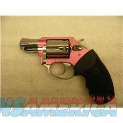 "CHIC LADY, 38SPCL, 2"",PINK FRAME, FREE LAYWAY  Guns > Pistols > Charter Arms Revolvers"