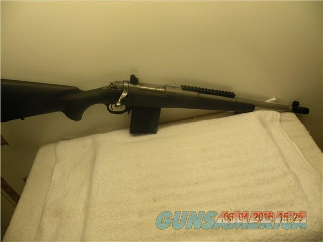 RUGER GUNSITE SCOUT RIFLE, BOLT ACTION, .308WIN, NO RESERVE,  FREE LAYAWAY  Guns > Rifles > Ruger Rifles > Model 77