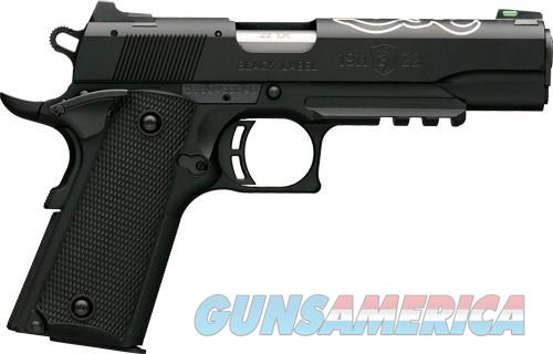BG 1911-22 BLACK LITE 22LR (FREE 10 MONTH LAYAWAY)  Guns > Pistols > Browning Pistols > Other Autos