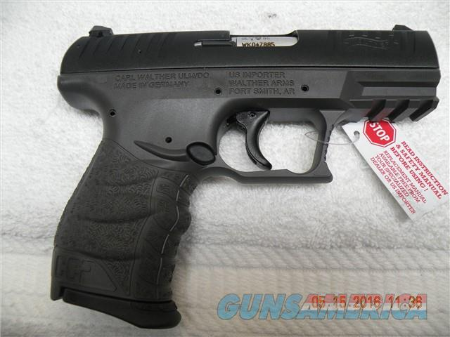 WALTHER CCP,  9MM, TUNGSTEN GREY,  8 SHOT, NO RESERVE,  FREE LAYAWAY  Guns > Pistols > Walther Pistols > Post WWII > PPS