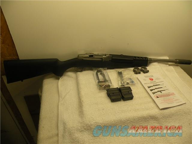 RUGER MINI14, .223REM, SS,  FREE LAYAWAY  Guns > Rifles > Ruger Rifles > Mini-14 Type