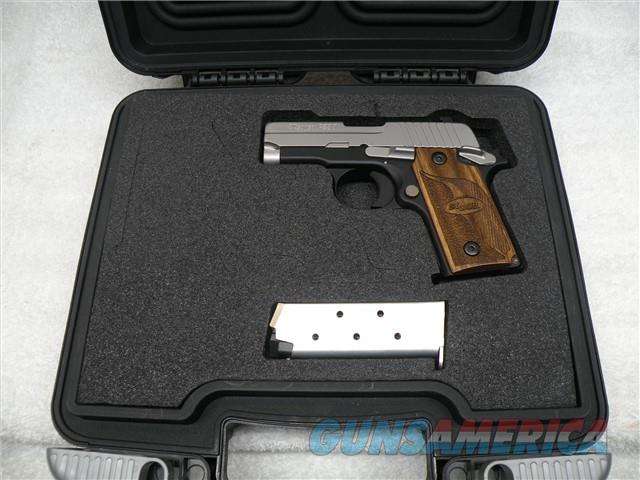 SIG SAUER P238 380 ACP (USED)  Guns > Pistols > Sig - Sauer/Sigarms Pistols > P238