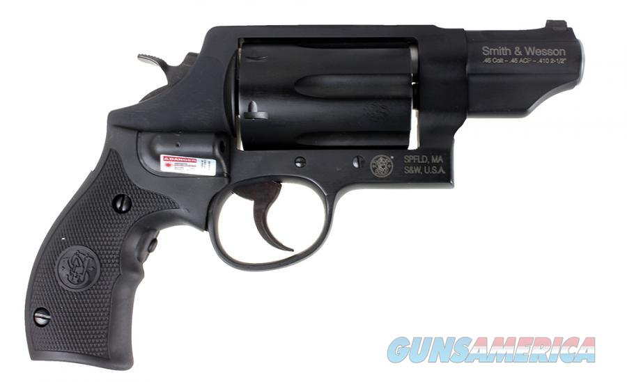 "S&W Governor 45acp/410lc 2.75"" Crimson Trace FREE 10 MONTH LAYAWAY   Guns > Pistols > Smith & Wesson Revolvers > Full Frame Revolver"