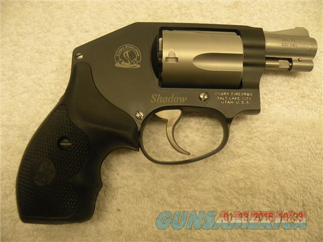 COBRA SHADOW,  38SPL+P,  NO RESERVE, FREE LAYAWAY  Guns > Pistols > Cobra Derringers