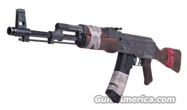 "ATI GSG AK47 22LR 16.5"" WOOD REBEL EDITION 24RD  Guns > Rifles > AK-47 Rifles (and copies) > Full Stock"
