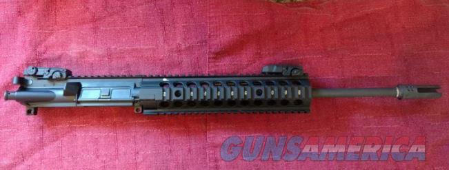 "Colt Factory 16"" Complete Upper with Colt rail and MagPul flip up sights  Non-Guns > Gun Parts > M16-AR15 > Upper Only"