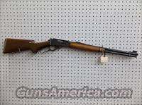 Marlin 30-30 lever action  Guns > Rifles > Marlin Rifles > Modern > Lever Action