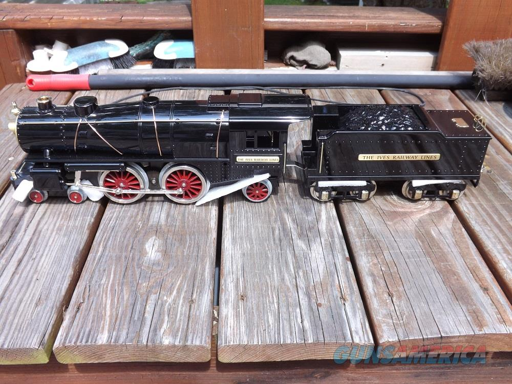 Trade $6400 Standard Gauge Tinplate Trains Collection For 410  308  45  Non-Guns > Hobbies and Collectibles > Trains > Other/Misc
