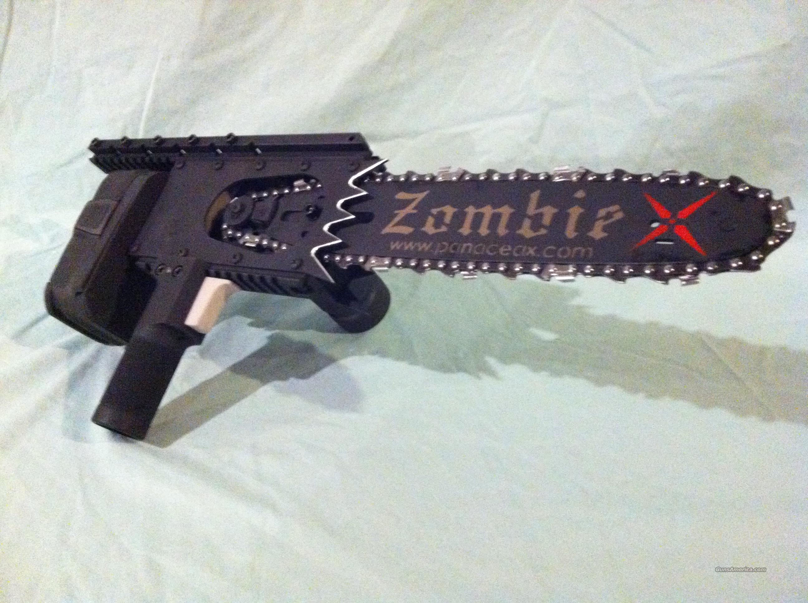 Zombie Bayonet Chainsaw For Sale