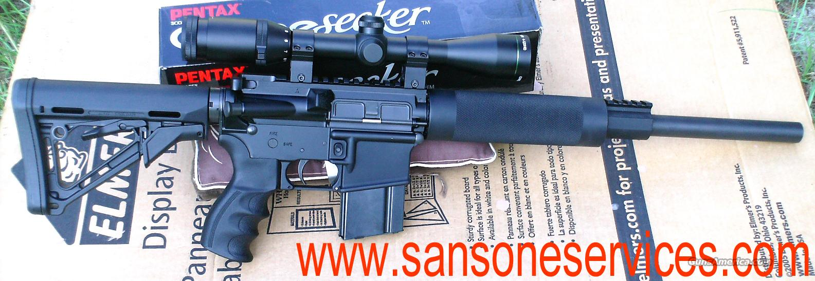 AR15 chambered in 7.62x39  Guns > Rifles > AR-15 Rifles - Small Manufacturers > Complete Rifle
