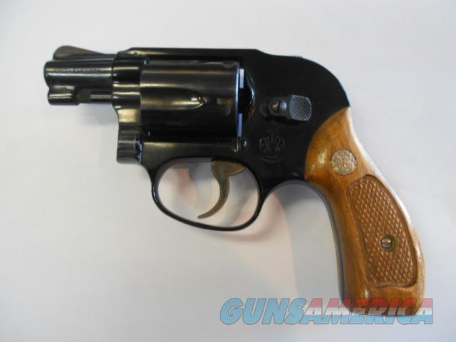 SMITH AND WESSON MODEL 38 AIRWWEIGHT BODYGUARD PRE LOCK 38 SPECIAL  Guns > Pistols > Smith & Wesson Revolvers > Small Frame ( J )