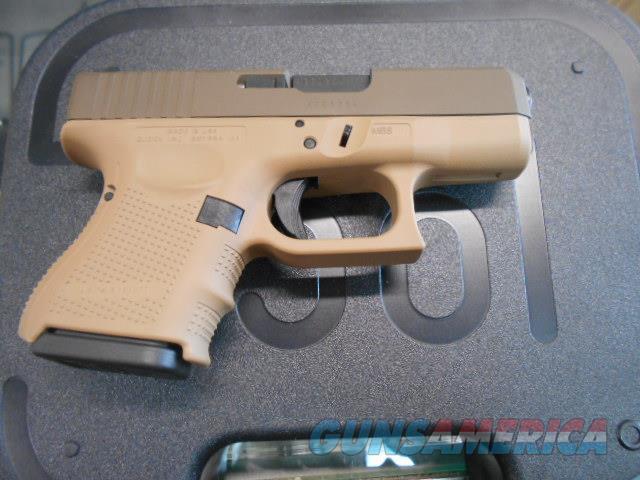 GLOCK 26 GEN 4 9MM CERAKOTE  Guns > Pistols > Glock Pistols > 26/27