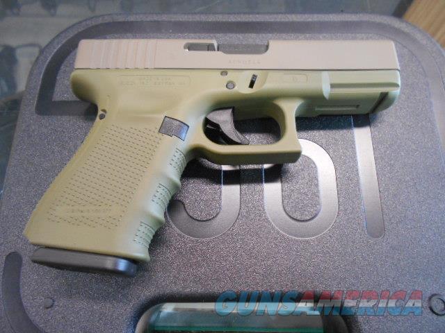 GLOCK 19 GEN 4 9MM CERAKOTE  Guns > Pistols > Glock Pistols > 19/19X